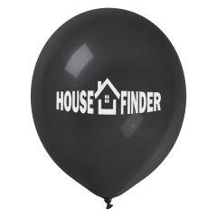 17 Inch Crystal Tuf-Tex Balloon