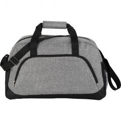 18.5 Inch Medium Graphite Duffel Bag