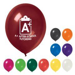 24 Inch Crystal Tuf-Tex Balloon