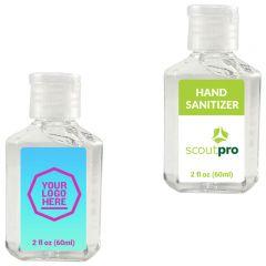 2 Oz Promotional Hand Sanitizer Gel
