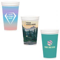 32 Oz. Full Color Stadium Cup