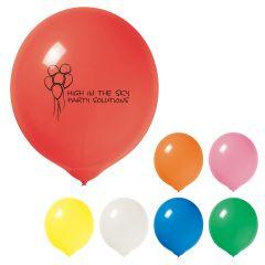36 Inch Standard Tuf-Tex Balloon