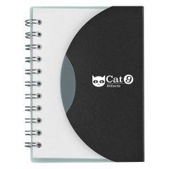 3 Inch X 4 Inch Mini Spiral Notebook