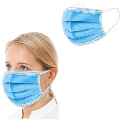 3 Ply Disposable Face Masks Ocean
