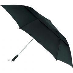 55 Inch Vented Auto Open Folding Golf Umbrella
