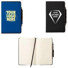 5.5 Inchx 8.5 Inch Randall Notebook W/Pen-Stylus