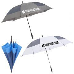 60 Inch Jacquard Sport Auto Open Golf Umbrella