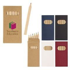 6-Piece Colored Pencil Set