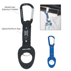 6Mm Carabiner With Bottle Holder
