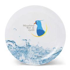 8 Inch Melamine Plate