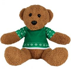 8 Inch Ugly Sweater Rag Bear