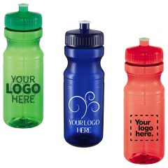 Easy Squeezy Crystal 24Oz Sports Bottle