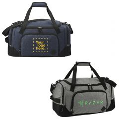 Graphite 21 Inch Weekender Duffel Bag