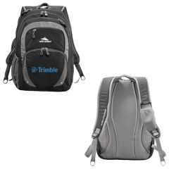 High Sierra Overtime Fly-By 17 Inch Computer Backpack