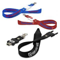 Lanyard USB Flash Drive