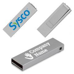 Metal Clip USB Drive