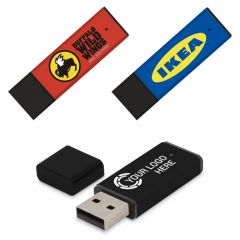 Metal USB Drive With Cap