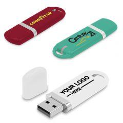 Plastic De USB Flash Drive 3.0 Model