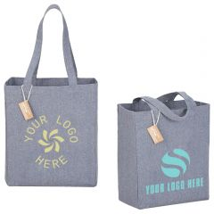 Recycled Cotton Grocery Tote