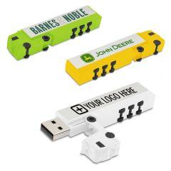 Semi-Truck USB Flash Drive