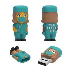 Surgeon USB Flash Drive Female