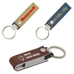 Swivel Leather USB