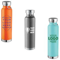 Thor Copper Vacuum Insulated Bottle 22Oz