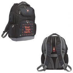 Wenger Odyssey Pro-Check 17 Inch Computer Backpack