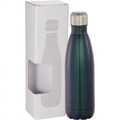 Aurora Copper Vac Bottle 17Oz With Window Box