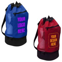 Beach Bag With Kooler Compartment
