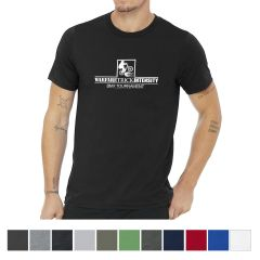 Bella Canvas Unisex Made In The USA Jersey Short Sleeve Tee