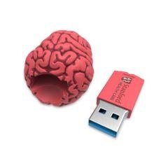 Brain Shaped USB Flash Drive