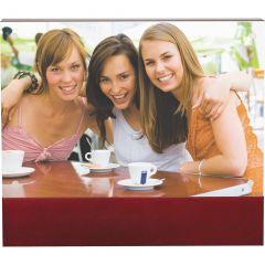 Brown Acrylic Frame - 4 Inch X 6 Inch