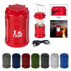 Cob Pop-Up Lantern With Speaker