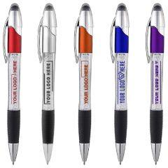 Crystal Light Stylus Pen - Glamour