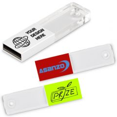 Custom Acrylic Flash Drive