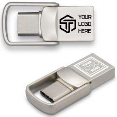 Custom USB-C Flash Drive