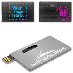 Customizable Business Card Metal USB Drive