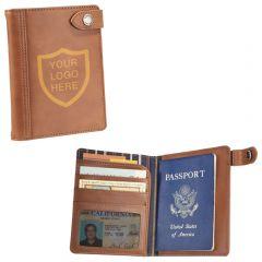 Cutter And Buck Legacy Passport Wallet