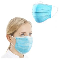 Disposable Personal Protective Face Mask