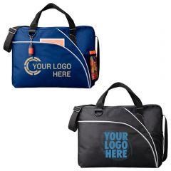 Double Curve Business Briefcase