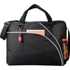 Double Curve Business Briefcase