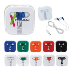 Earbuds In Compact Case