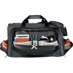 Elleven 22 Inch Squared Duffel With Garment Bag