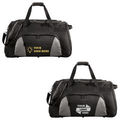 Excel 26 Inch Wheeled Travel Duffel Bag