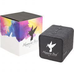 Fortune Bluetooth Speaker With Full Color Wrap
