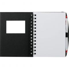 Frame Rectangle Hardcover Spiral Journalbook