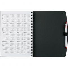 Frame Square Large Hardcover Spiral Journalbook