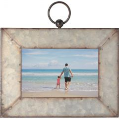 Galvanized Frame 4 Inchx6 Inch