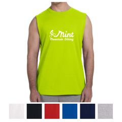 Gildan Adult Ultra Cotton Sleeveless T-Shirt